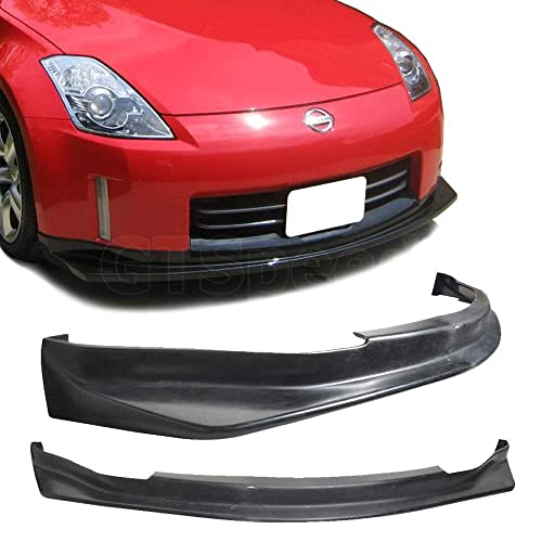 GT-Speed for 2006-2009 Nissan 350z Data/NS Style PU Front Bumper