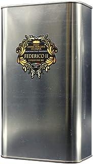 Olio Extravergine D'oliva Monocultivar Peranzana Latta 5 Litri 100% Made In Italy Az.Agr. Voglia Di Puglia