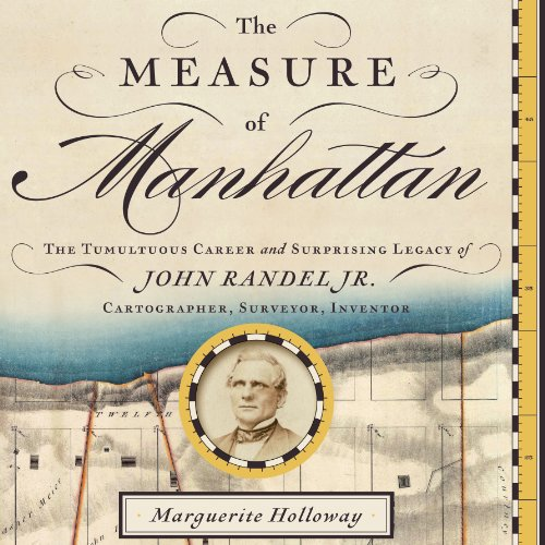 The Measure of Manhattan audiobook cover art