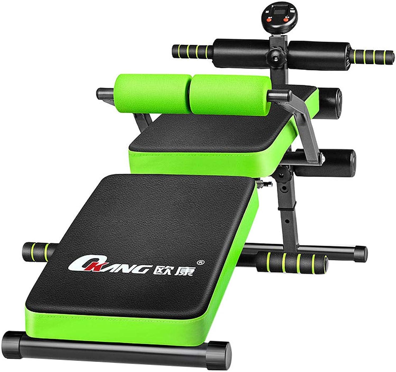 Sit-up Board MENA Uk Multifunktionale Fitnesshilfen, Bequeme, Gepolsterte Kissen, Einfaches Falten Und Verstauen, Bauchplatten Im Bauchbereich