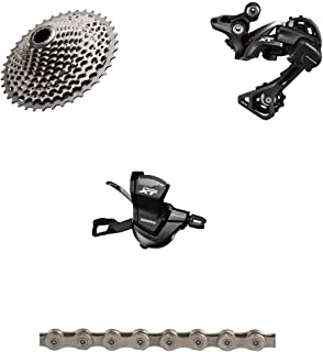 SHIMANO XT 8000 4-Piece Groupset Without Crankset