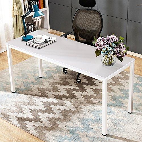 Need 160x60cm Escritorios Mesa de Ordenador Escritorio de Oficina Mesa de Estudio Puesto de Trabajo Mesa de Despacho, AC3DW-160-3