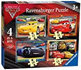 Ravensburger Italy- Puzzle in a Box Cars 3, 06894 4...