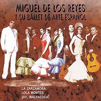 Miguel de los Reyes y Su Ballet de Arte Español