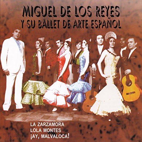 Miguel de los Reyes feat. Ballet de Arte Español