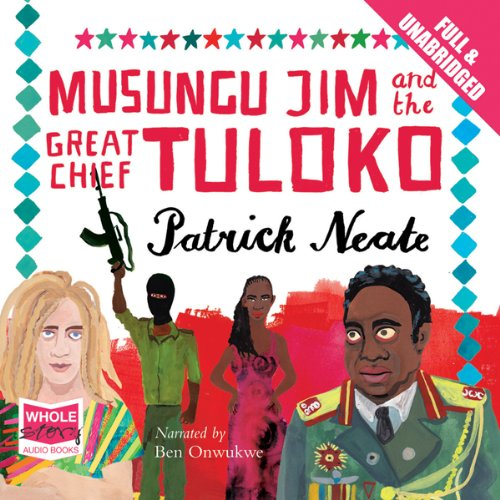 Musungu Jim and the Great Chief Tuloko cover art