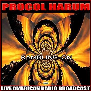 Rambling On (Live)