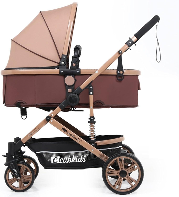 100% autentico XUERUI Cocherito De Bebé Bebé Bebé Cocherito De Bebé Cómodo Hermoso Comodidad Seguridad 3 Colors ( Color   Marrón )  diseño simple y generoso