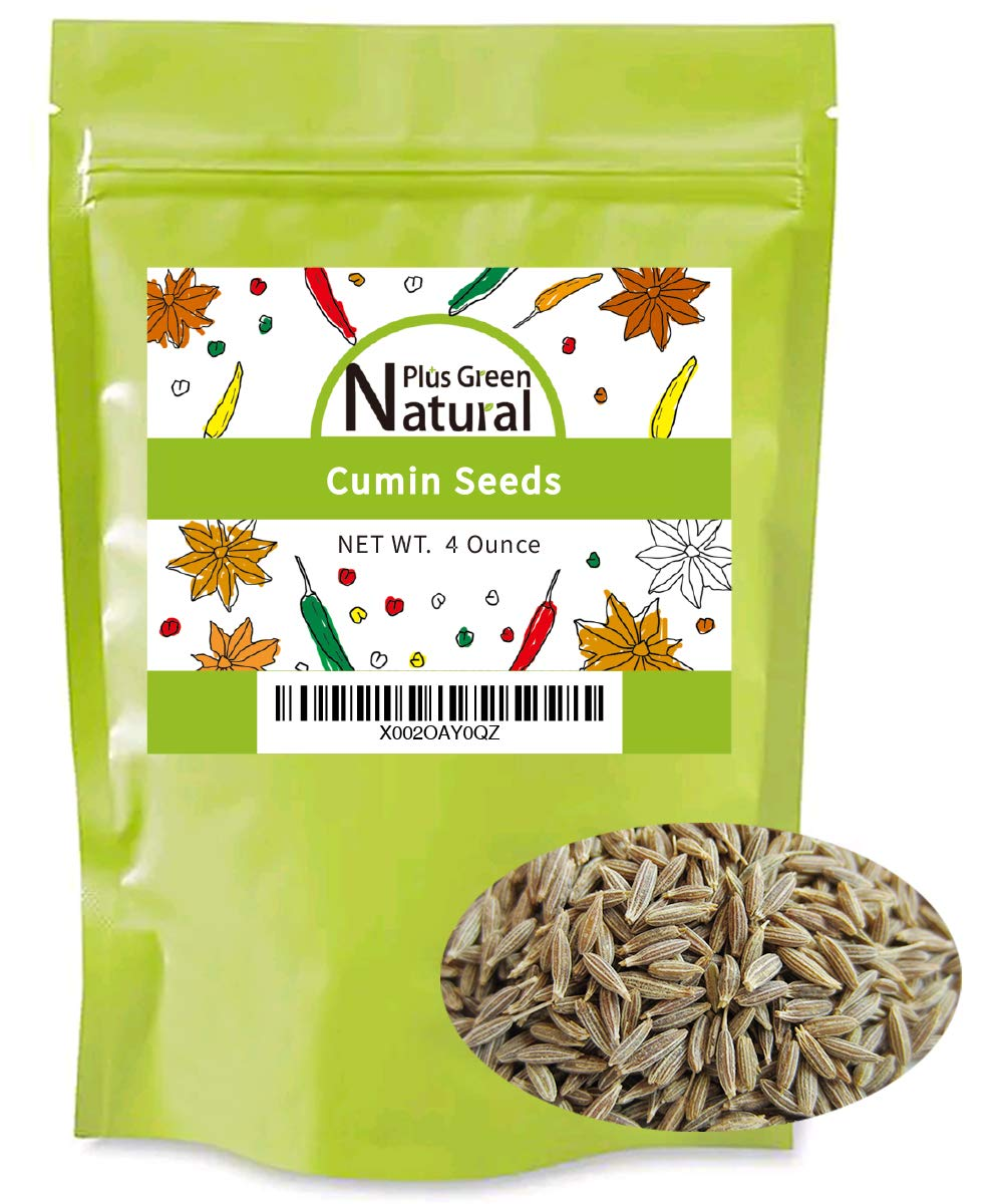 Whole Cumin Seeds Quantity limited 4 Ounces Raw Gluten Discount mail order Non-GMO Free Natural All