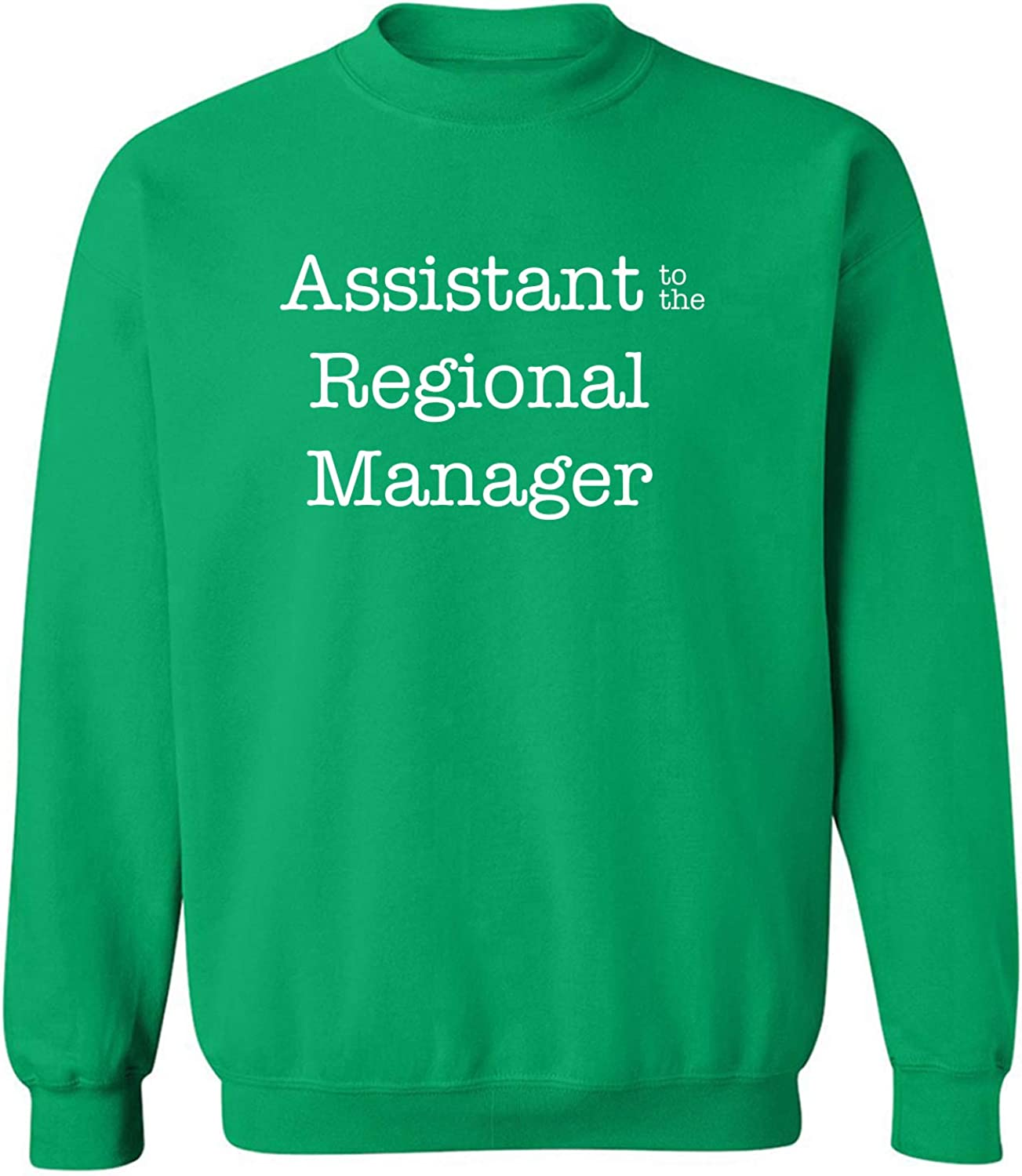 Assistant to the Regional Manager Crewneck Sweatshirt