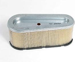TOPINCN Filtre /à air Tondeuse /à Gazon pour Briggs /& Stratton 499486s 273638 5063b Filtre /à air pour Moteur Cartouche filtrante Filtre /à air Tondeuse /à Gazon 18hp 22hp