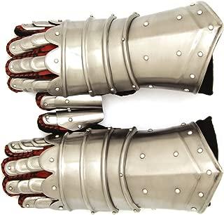 Best medieval armor gloves Reviews