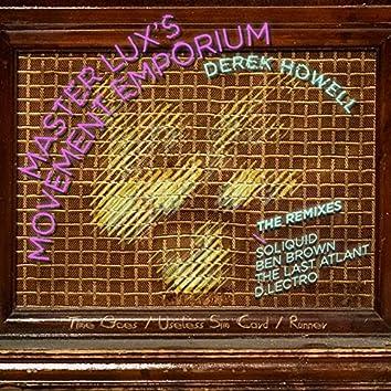 Master Lux's Movement Emporium - Remix EP