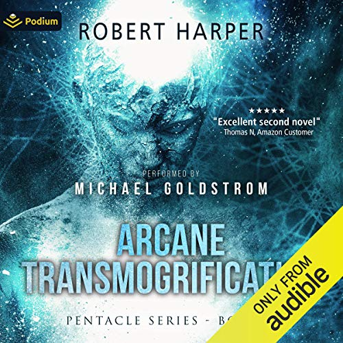 Arcane Transmogrification cover art