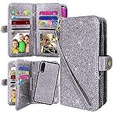 Galaxy A50 Case, Harryshell Detachable Magnetic 12 Card Slots...