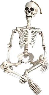 ハロウィン飾り 怖い 骸骨 模型 人形 可動式 道具 置物 化け屋敷の装飾 学習用教材 90cm