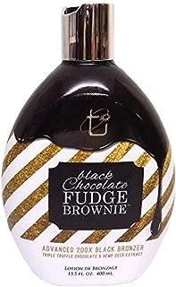 Brown Sugar BLACK CHOCOLATE FUDGE BROWNIE 200X Black Bronzer - 13.5 oz.