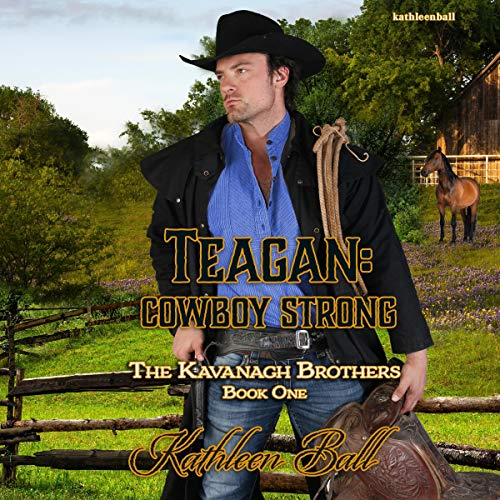 Teagan (Cowboy Strong: Christian Historical Western) cover art