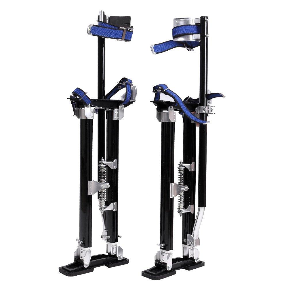 Mallofusa Sale special Over item handling ☆ price Drywall Stilts 24-40 Inch for Pain Aluminum Stilt Tool