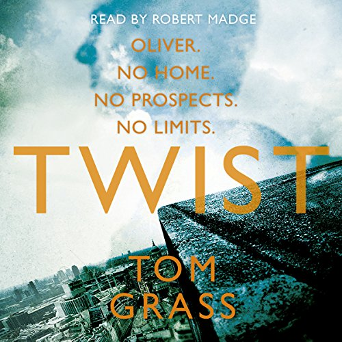 Twist cover art