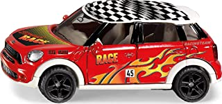 siku 6504, Knutselset Style my siku, MINI Countryman Race, gelimiteerde oplage, metaal/kunststof, rood, speelgoedauto inc...