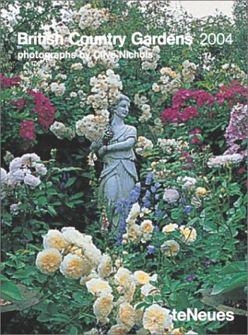 British Country Gardens 2004 Calendar