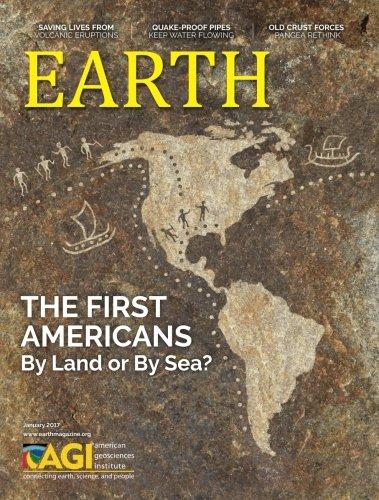 EARTH Magazine: January 2017