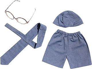 NC Boy Gentleman Newborn Photo Prop Photography Pants Tie Costume