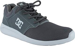 Tênis Dc Shoes Midway Masculino - Cinza+branco - 39