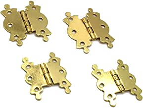 Electro Brassed Butterfly Hinge