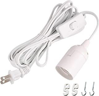 Best outdoor lamp socket with cord Reviews