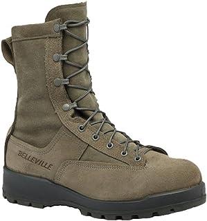 Belleville 675ST Men`s 8-in Cold Weather ST EH USAF Tactical Boot Sage Green 13 W US
