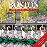 Boston 2021 Wall Calendar