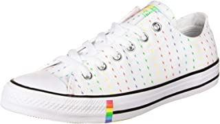 Converse All Star Pride Ox Boys Sneakers White