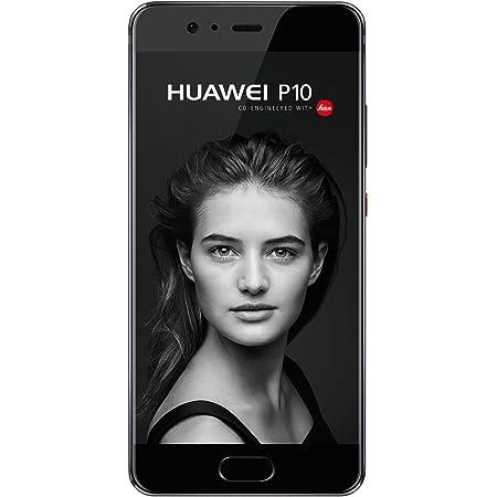 Huawei P10 64gb 4gb Ram Dual Sim Ohne Vertrag Schwarz Elektronik