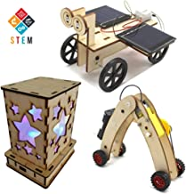 DIY Science Kits for Kids – 3 STEM Educational Building Projects Craft Kit –..