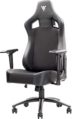Itek Gaming Chair Scout PM30, PVC, Nero, NORMALE