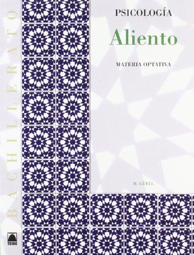 Aliento. Psicología. Bachillerato - ed. 2010 - 9788430753239