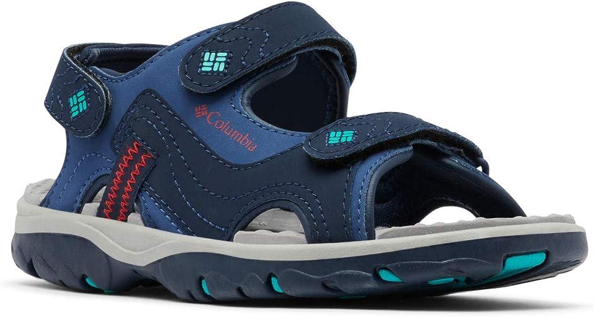 Columbia Unisex-Child Castlerock Supreme Sport Sandal