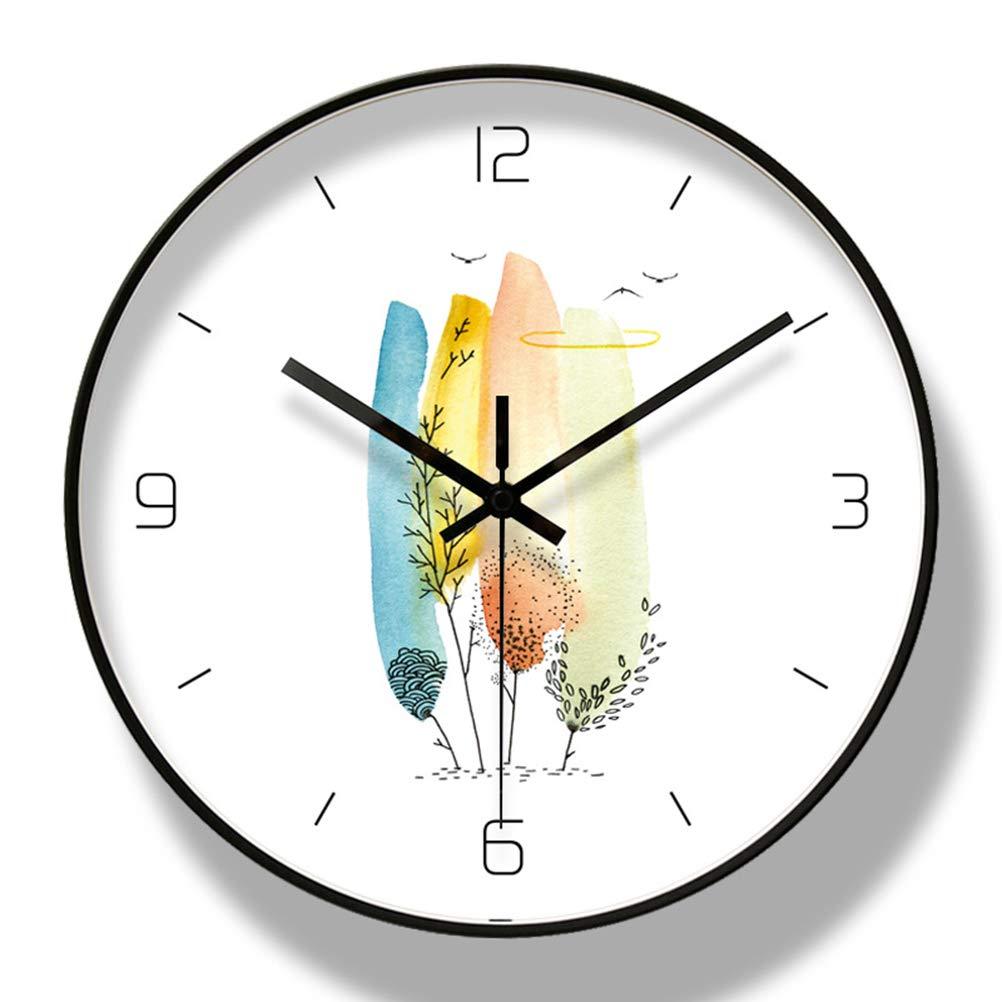 OOOP Reloj de Pared decoración del hogar 12