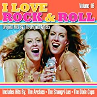 Vol. 16-I Love Rock 'n' Roll