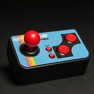 thumbs UP! Mini TV-spel – inkl. 200 retrospel – retro, vintage, gaming, 80-talet, videospel – 0001357