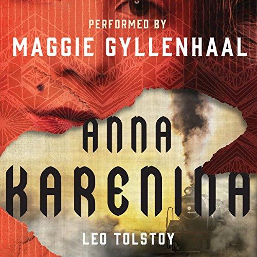 Anna Karenina Audiobook By Leo Tolstoy cover art