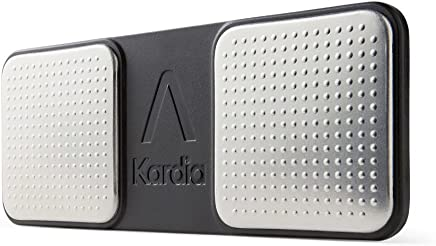 AliveCor® KardiaMobile EKG Monitor | FDA-Cleared | Wireless Personal EKG | Works with Smartphone | Detects AFib in 30 seconds