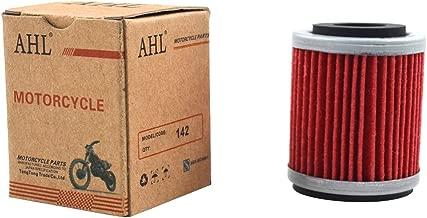 AHL Motocicleta Filtro de Aceite oil filter para YAMAHA XT660Z TENERE 660 2008-2013
