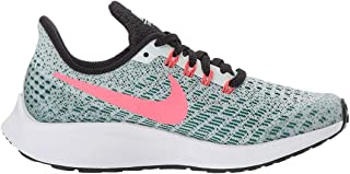 Kid's Air Zoom Pegasus 35 GS, Barely Grey/HOT Punch