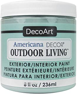 DecoArt FrostdGlass Americana Outdoor Living 8oz Frosted Glass