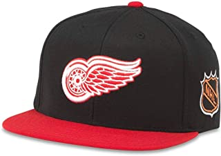 American Needle Blockhead 2 NHL Team Flat Brim Hat (43732A-NHL-Parent)