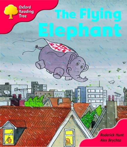 Oxford Reading Tree: Stage 4: More Storybooks: the Flying Elephant: Pack Bの詳細を見る