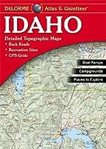 Garmin DeLorme Atlas & Gazetteer Paper Maps- Idaho, AA-008798-000